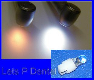 LED für KaVo Lichtmotoren und Multiflex - Kupplungen