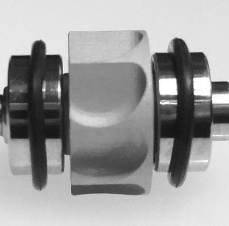 Turbinenrotor für W&H 395 / 396 / 695 / 696