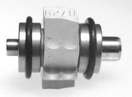 Turbinenrotor für W&H 398 / 795 / 895